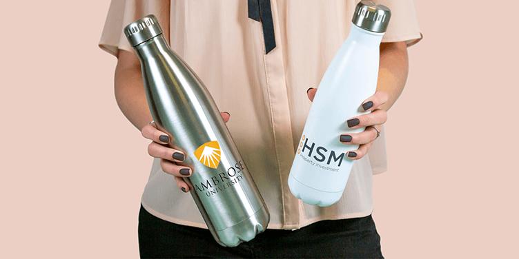 Flasky - Metal Bottles