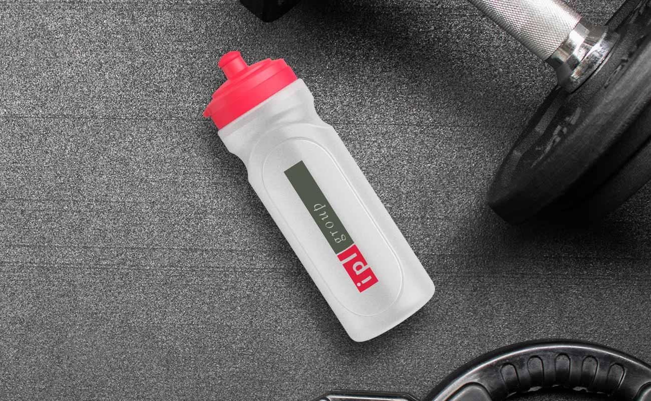 Refresh - Water Bottles in Bulk with Logo