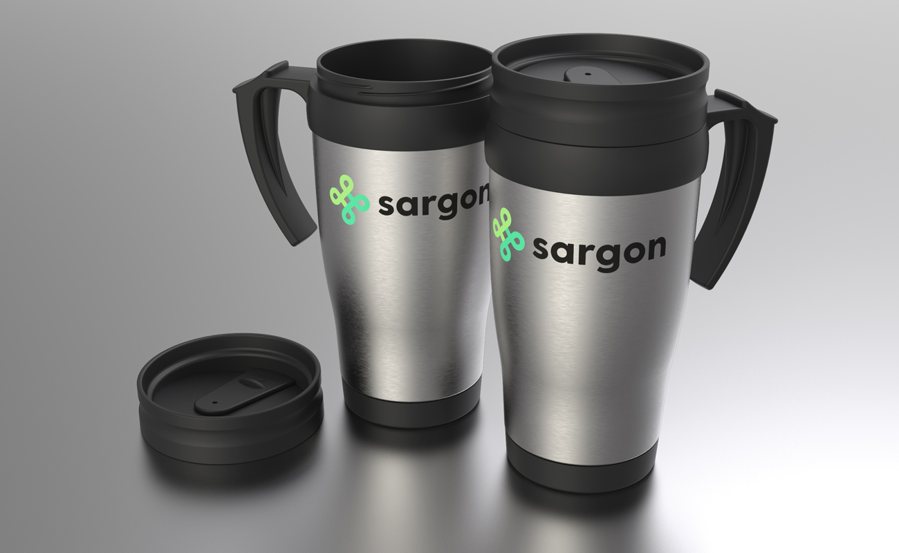 Thermo - Printed Travel Mugs