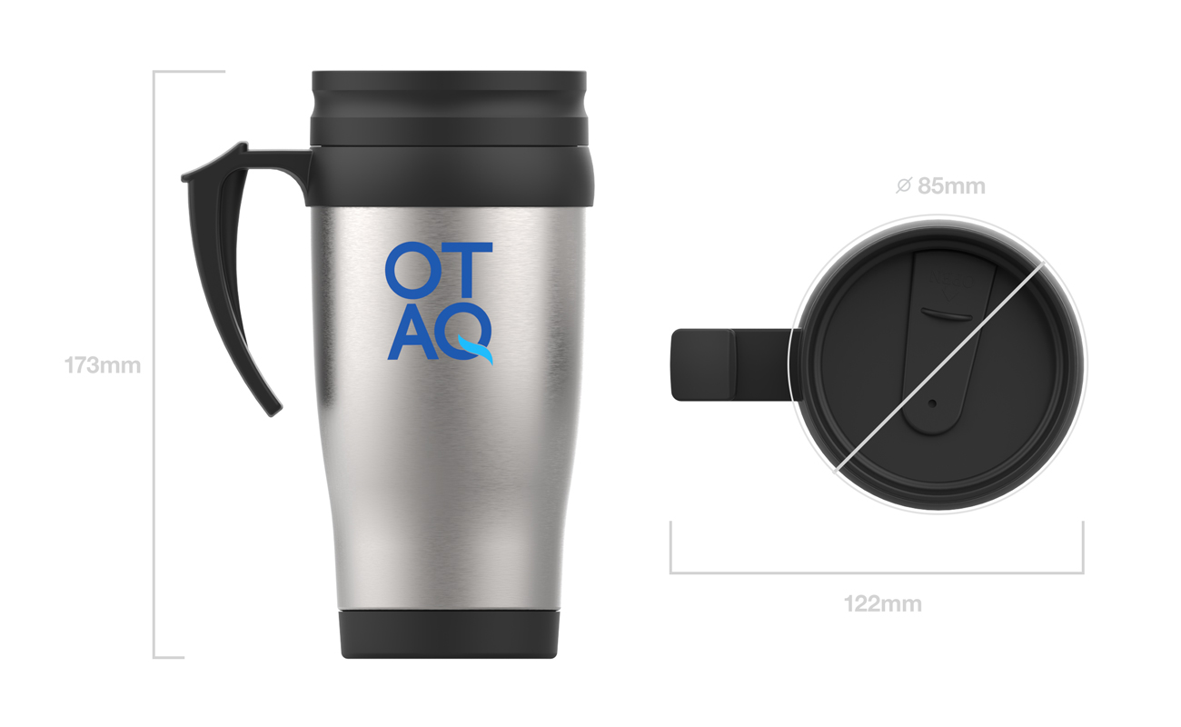 Thermo - Travel Mug Personalized
